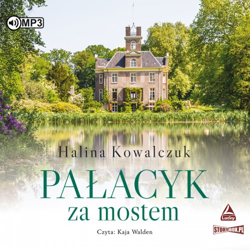 CD MP3 Pałacyk za mostem