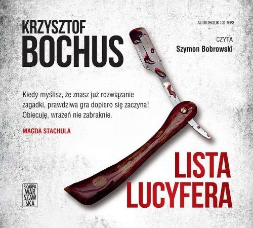 CD MP3 Lista Lucyfera
