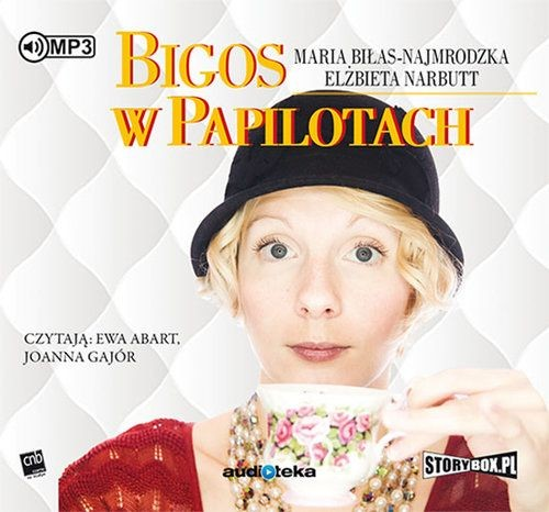 CD MP3 Bigos w papilotach wyd. 2