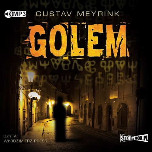 CD MP3 Golem wyd. 2
