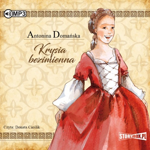 CD MP3 Krysia bezimienna