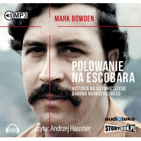 CD MP3 Polowanie na escobara