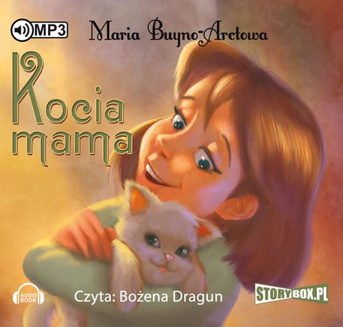 CD MP3 Kocia mama