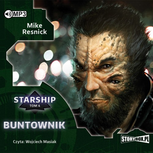 CD MP3 Buntownik. Starship. Tom 4