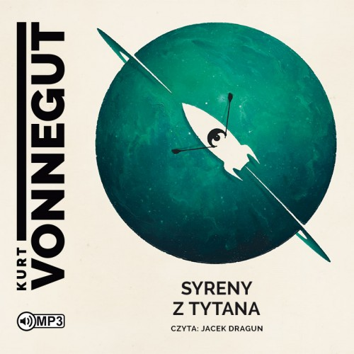 CD MP3 Syreny z Tytana