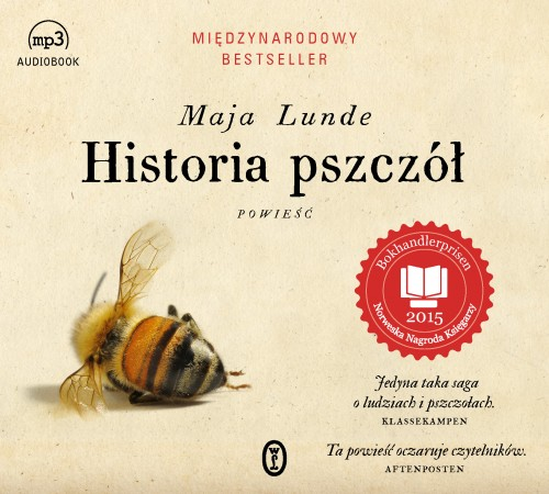 CD MP3 Historia pszczół