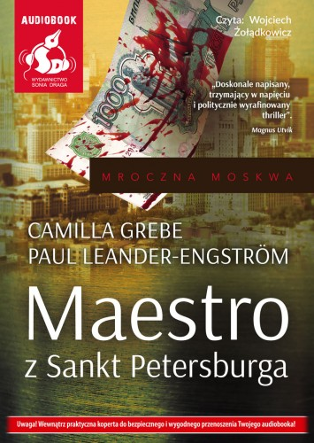 CD MP3 Maestro z sankt petersburga